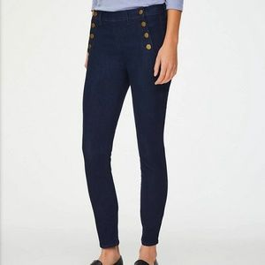 Ann Taylor super skinny jeans